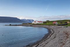 Ísafjörður en Vigur - 20 juli 2014