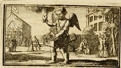 """Image from page 125 of """"Eeuwigduurende liefdes almanak : zinnebeeldig, volgens den algemeenen almanaks-trant, de wisselvalligheden der minnaeren, die in alle liefde-jaeren voorvallen, aenwyzende"""" (1721)"""