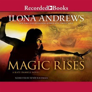 Magic Rises - Audible BOGO