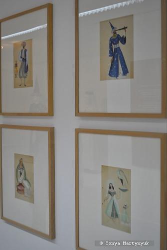 38 - Maria Keil - выставка в Каштелу Бранку