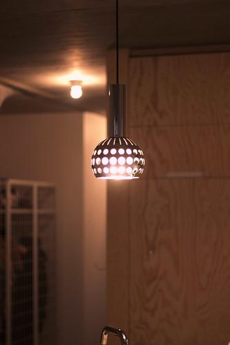lamp van de bomma