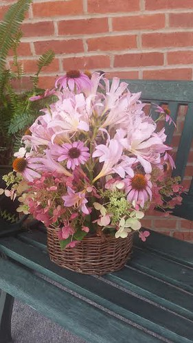 bouquet for Eliot