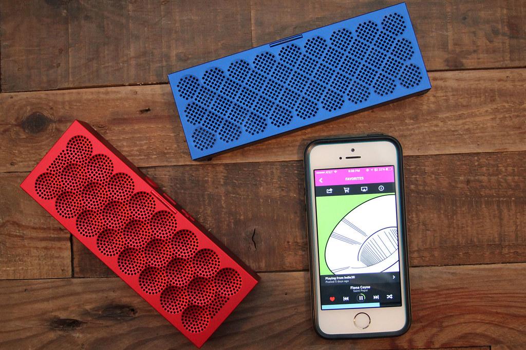 Jawbone Jambox Mini Speakers