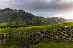 Breaking Through the Langdales