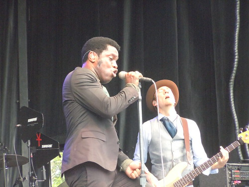 08/23/14 Vintage Trouble at Chipotle Cultivate Festival 2014 @ Loring Park, Minneapolis, MN