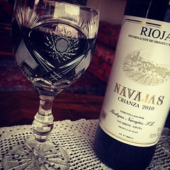 Such a #wine ! #rioja full #body #Ilike #longtimesince