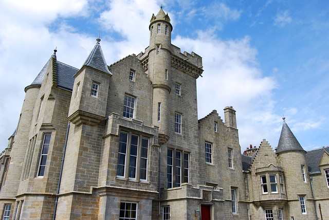 Balfour castle tour