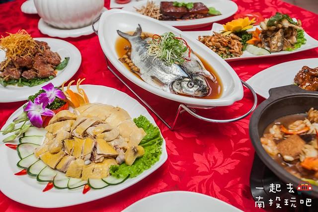 【日月潭特色餐廳】超特色~上山下海竹林中,日月潭必吃特色美食餐廳@日月日月餐廳