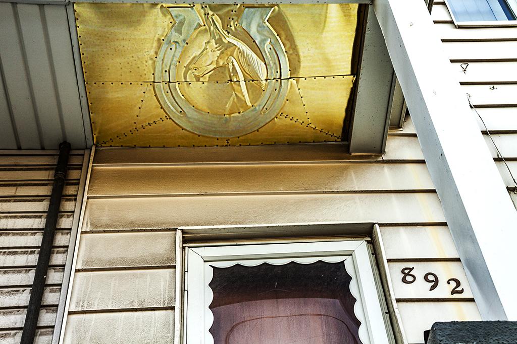 Horseshoe-over-door--Jersey-City