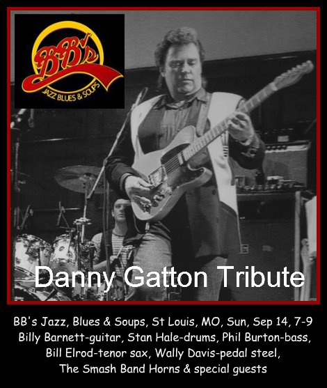 Danny Gatton Tribute 9-14-14