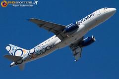 jetBlue A320 N569JB