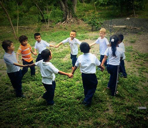 Nicaraguan kindergarten