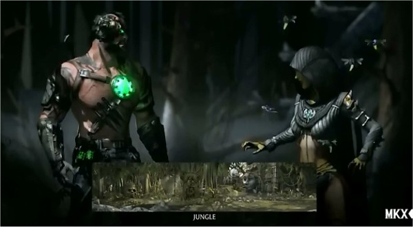 Mortal kombat drunken fist fighting style