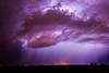 082914 - Storm Cells Enterning Northern Buffalo County Nebaska