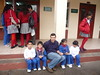 Some volunteer at the Teaching program in La Serena Chile May to August 2014