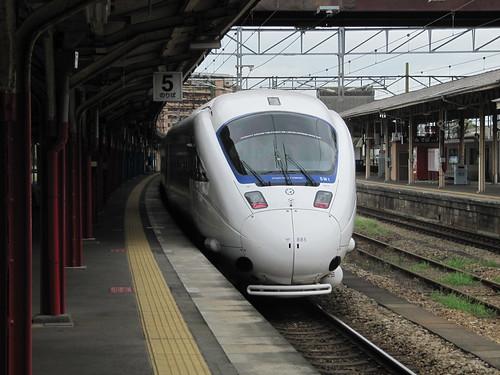 佐賀競馬場へのアクセス駅である鳥栖駅