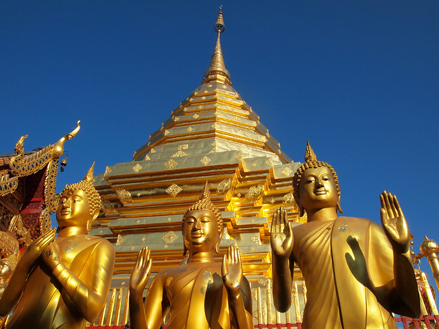 Wat Phra That Doi Suthep in Chiang Mai