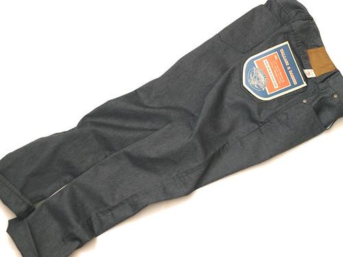 J.Crew / Wallace & Barnes Slim Workman's Utility Jean