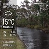 Cyclonic here at the moment Made with @instaweatherpro Free App! #instaweather #instaweatherpro #weather #wx  #teagardens #australia #day #winter #au