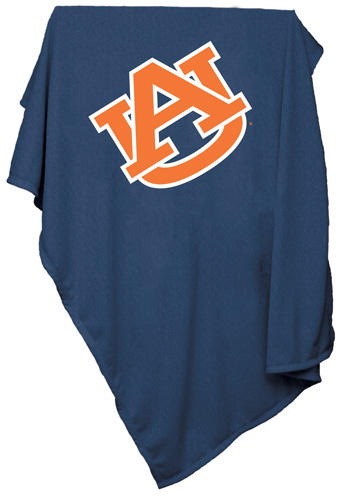 Auburn Tigers NCAA Sweatshirt Blanket