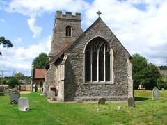 Bradfield St Clare