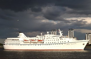 Ocean Majesty (3) @ Gallions Reach 19-08-14