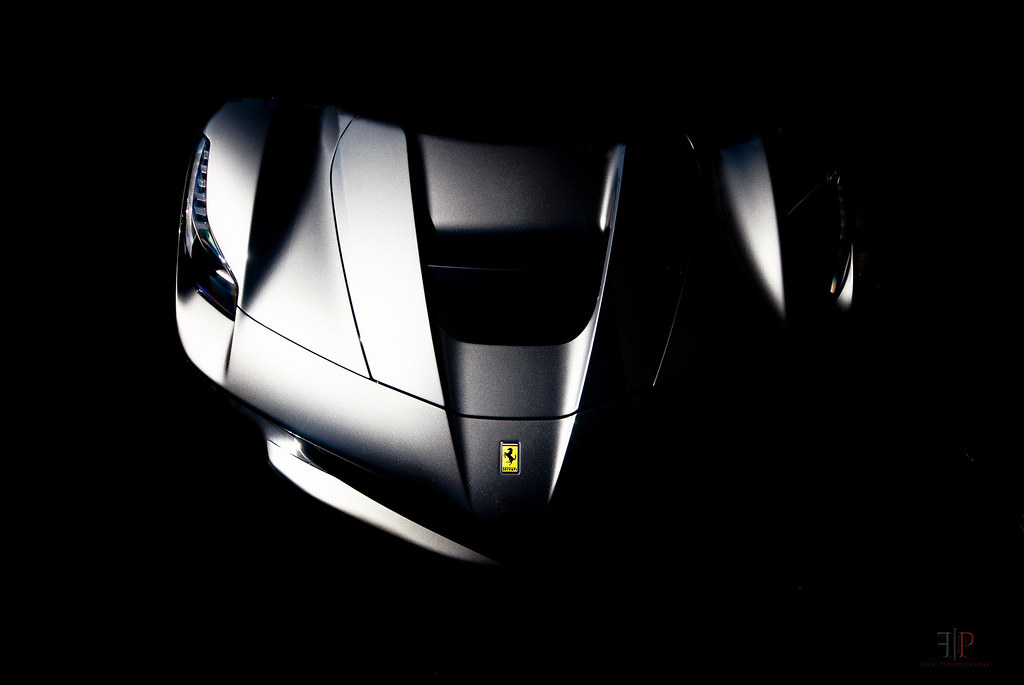 POTD: Ferrari LaFerrari by Gil Folk