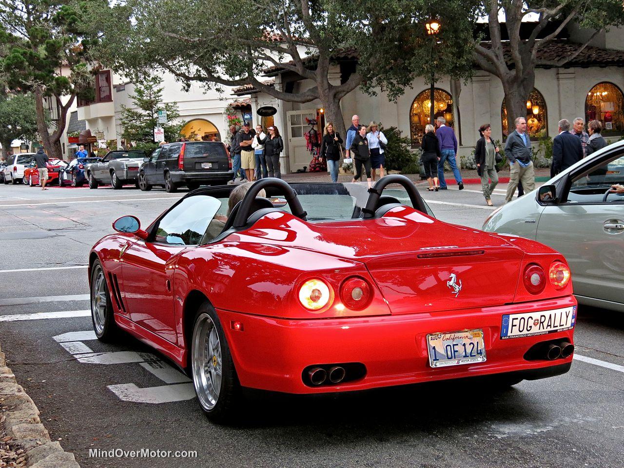 Ferrari 550 Barchetta in Carmel CA