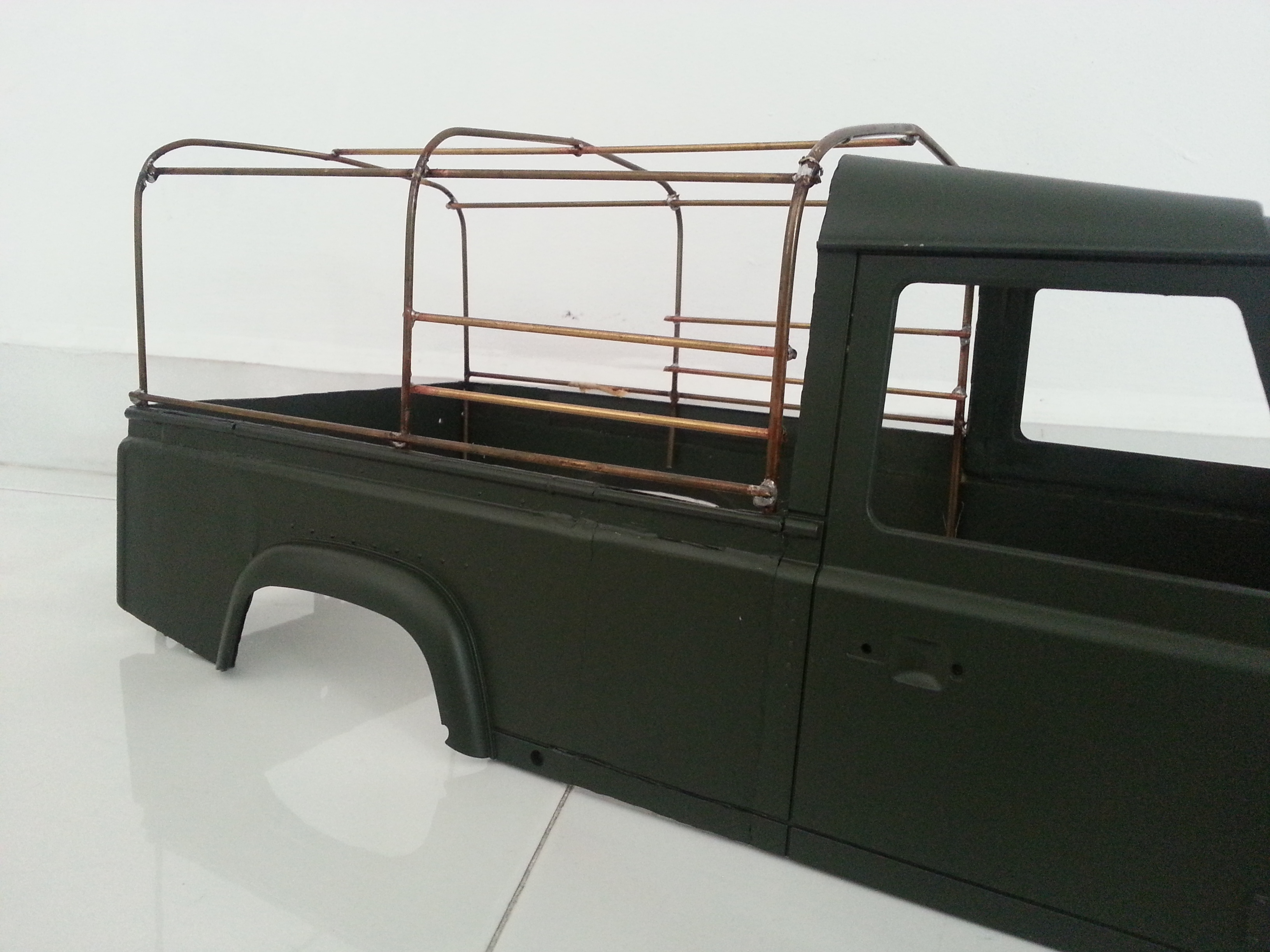 rover - BabyBoy's Land Rover D110 V2 - Page 2 14989571777_40b5a1be79_o