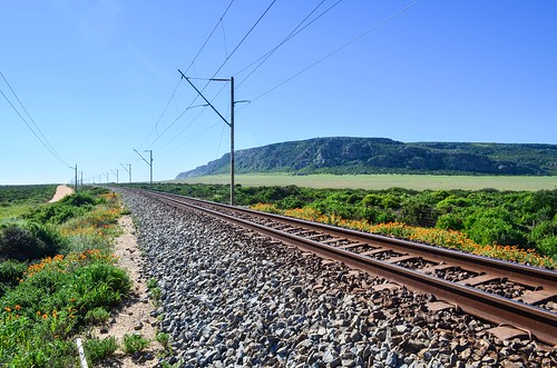 Chemin de fer Sishen-Saldanha fer minerai