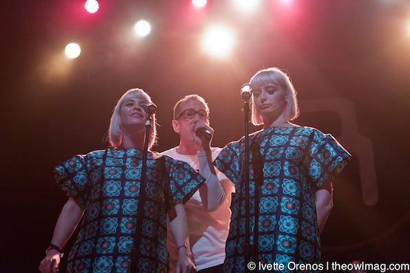 The Rentals @ Fonda Theatre, LA 9/5/14