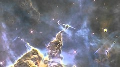 Галактики. Путешествие по туманности Киля