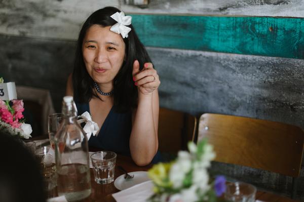 Celine Kim Photography intimate High Park Parkdale restaurant wedding Toronto wedding EM-72