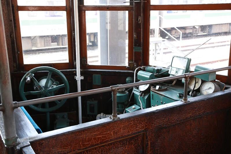 列車控制室