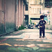 my son Rainy 20 month 阿鴻一歲8個月 in 東海藝術街   DSC_3176