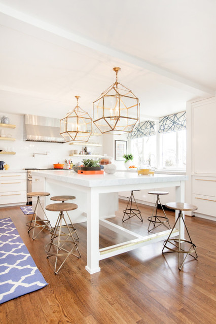 how to decorate with low ceilings