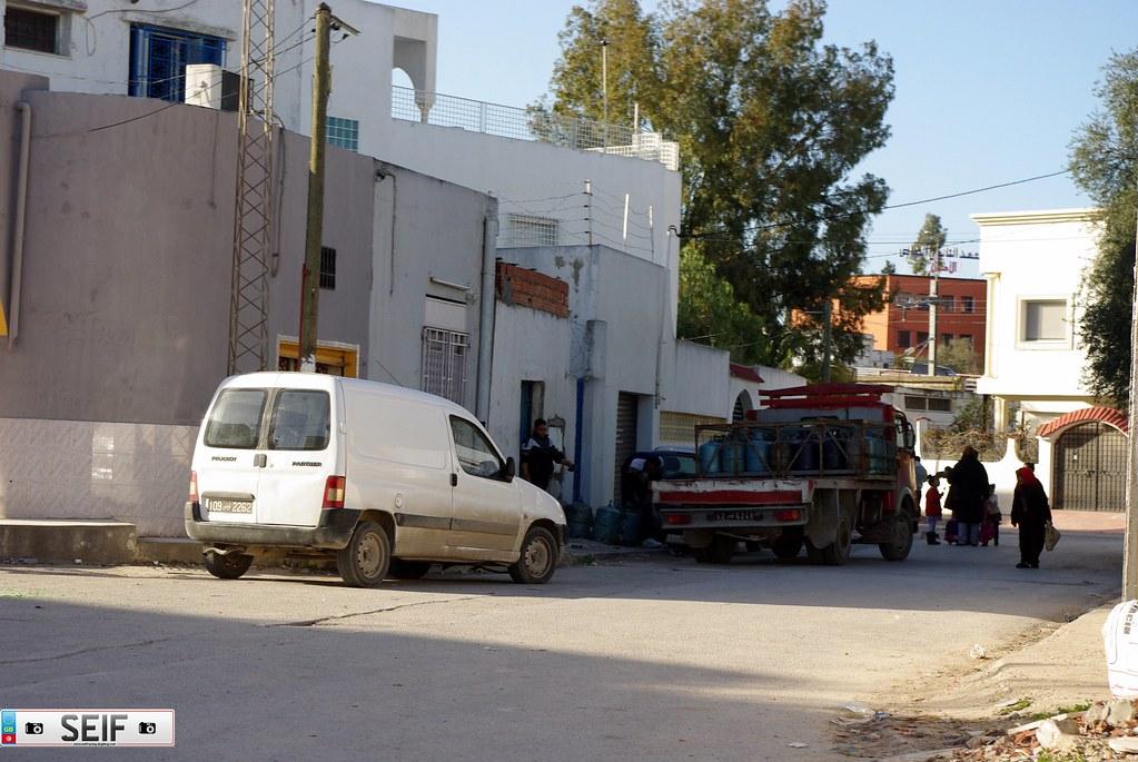 Peugeot Partner +Fiat OM Tunisia2014