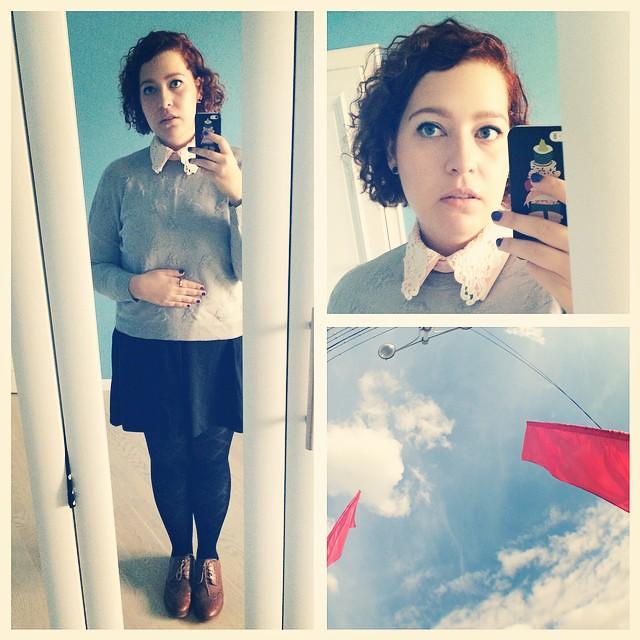 #lookbook #lookoftheday #ootd #falllookbook #september #selfie