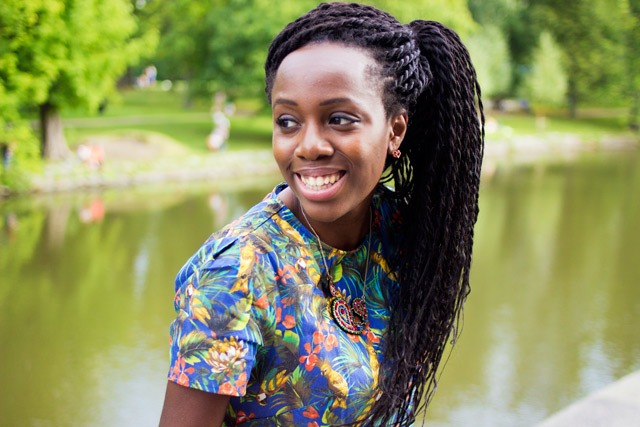 how to wear style senegalese twists