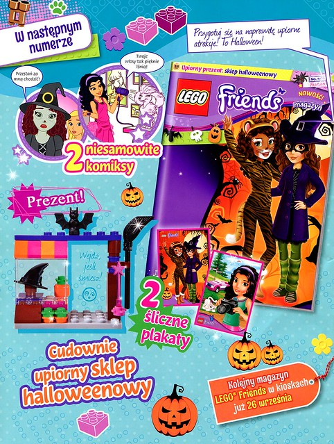 LEGO Friends Magazyn 2014-03-04