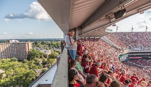 art tuscaloosa universityofalabama alabamafootball bryantdennystadium
