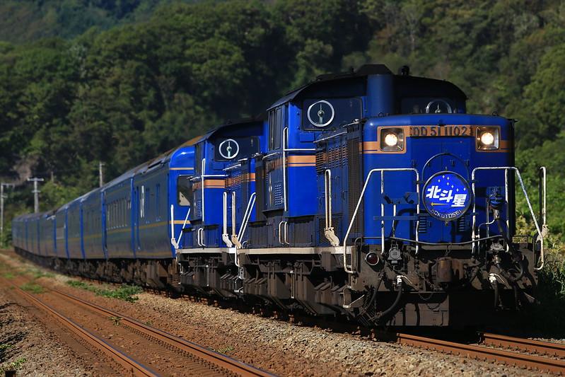 DD51 1102 Hokutosei