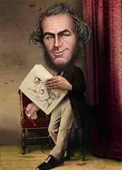 John Leech - Caricature