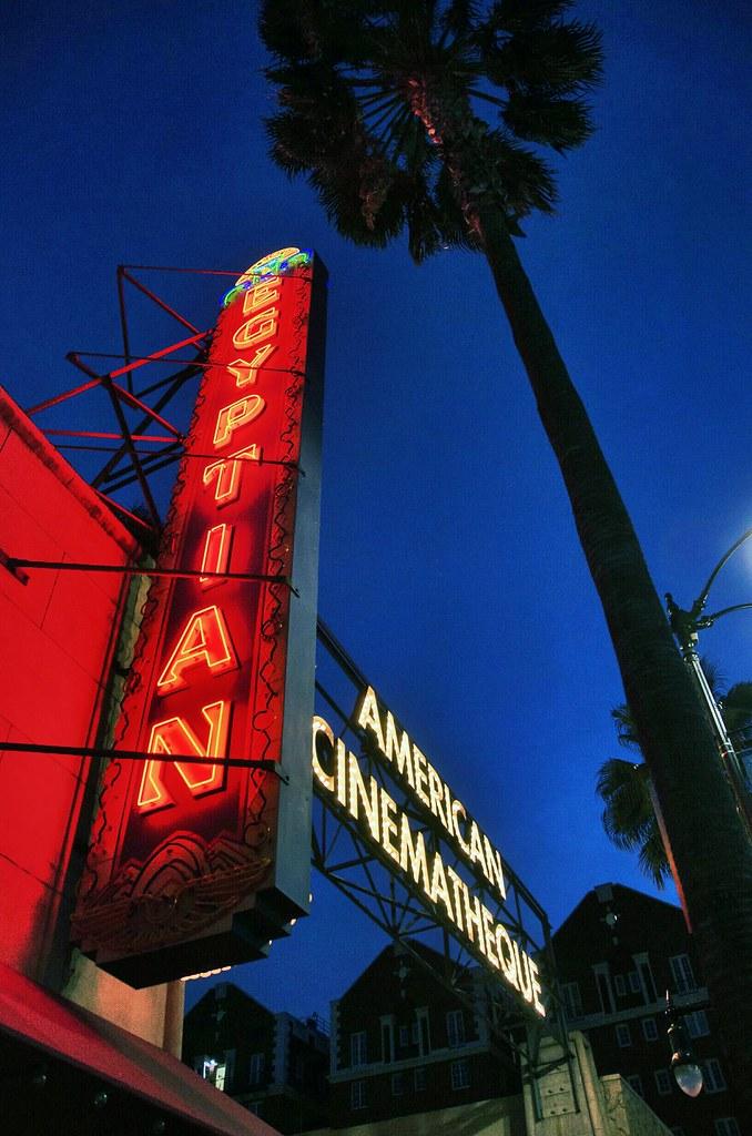 Resultado de imagen para American Cinematheque Los Angeles