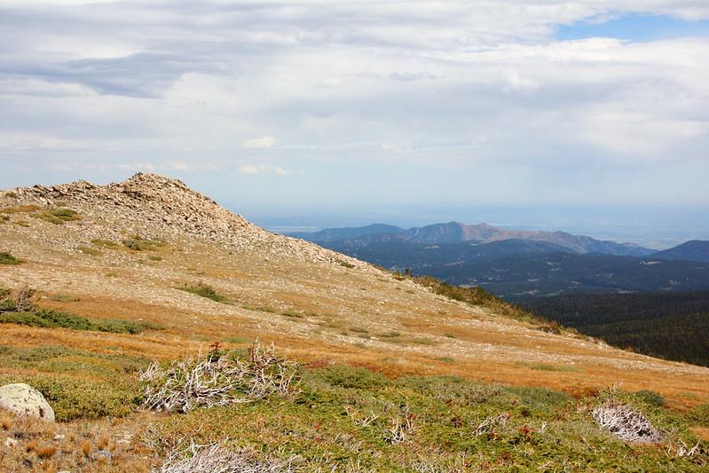 Mt Audubon