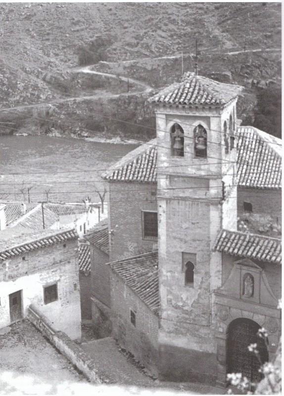 Iglesia de San Cipriano a comienzos del Siglo XX
