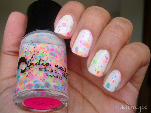Candy Land Remix, Jindie Nails