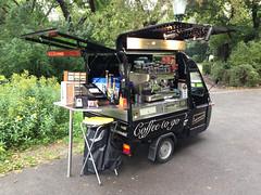 Espressomobil Vienna - Stadtpark Sept 2014