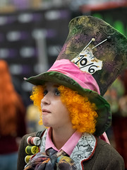 Montreal Comiccon 2014 / The Mad Hatter