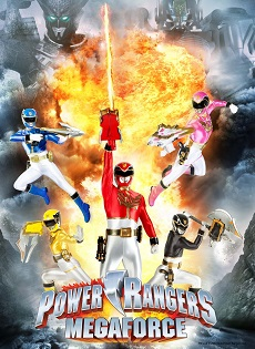 Power Rangers Megaforce - Power Rangers Megaforce (2013)
